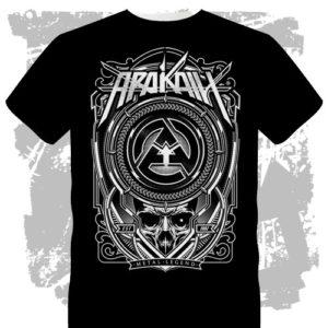 Pánské triko Metal Legend