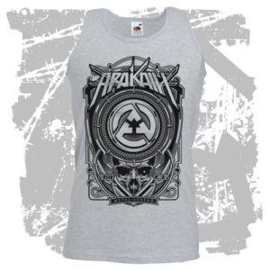 Pánský nátělník Metal Legend šedý