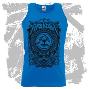 Pánský nátělník Metal Legend modrý