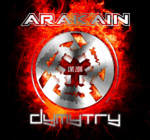 CD Arakain a Dymytry Živě 2016