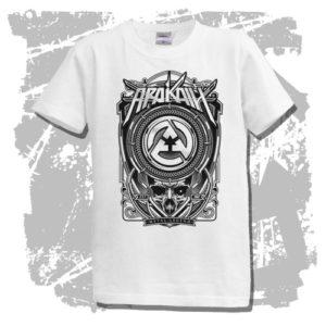 Dětské triko Metal Legend bílé