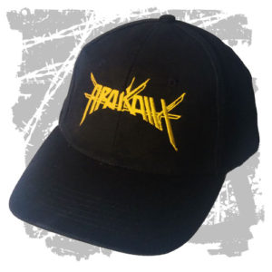 Kšiltovka žluté logo