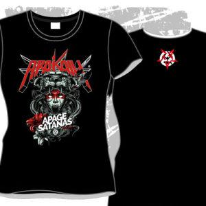 Dámské triko Apage Satanas