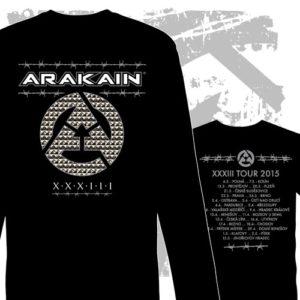 Pánské triko dlouhý rukáv XXXIII